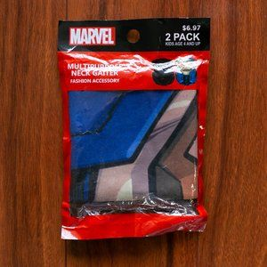 Marvel Comics Captian America Neck + Face Gaiter